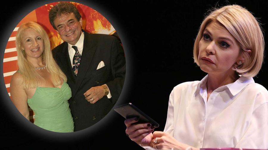 Itati Cantoral, Jose Jose y Sara Salazar