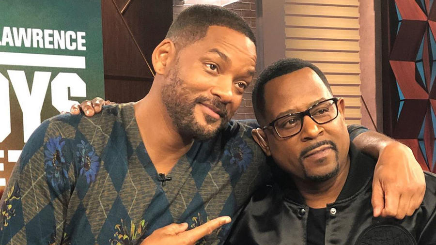 """Will Smith & Martin Lawrence Debut as Mariachi Singers With Their Version of Bad Boys"""""""