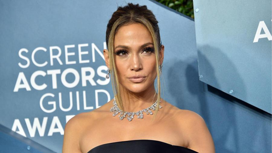 Jennifer Lopez en SAG Awards 2020