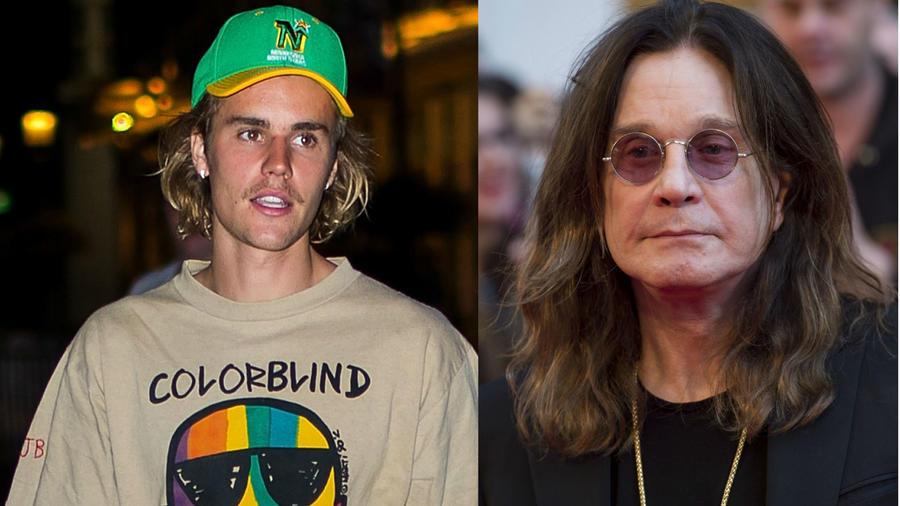 Justin Bieber, Ozzy Osbourne