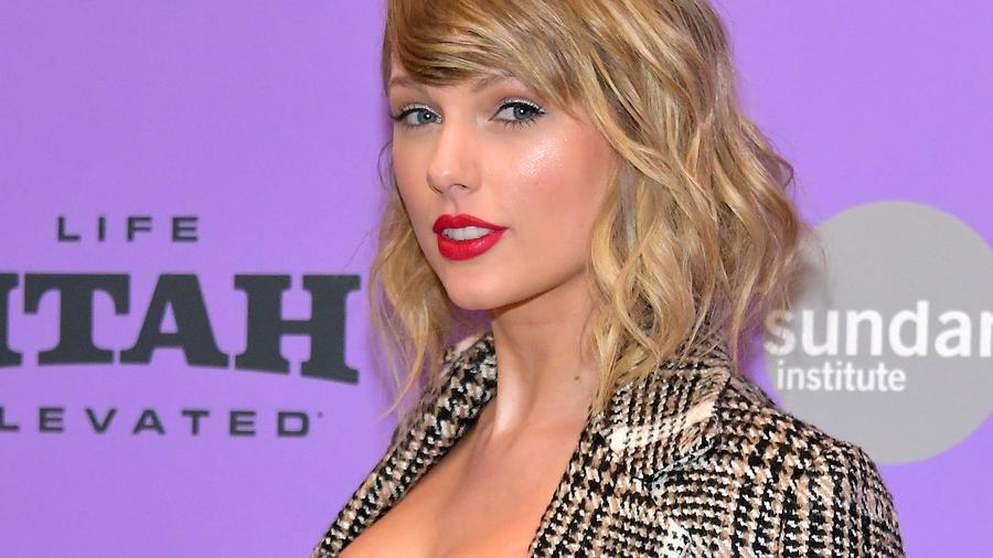 Taylor Swift en Festival de Cine Sundance en Utah