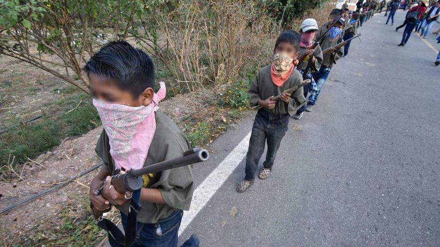 El coordinador de la CRAC detalló que cinco menores de entre 12 y 15 años se han sumado a las labores de vigilancia.