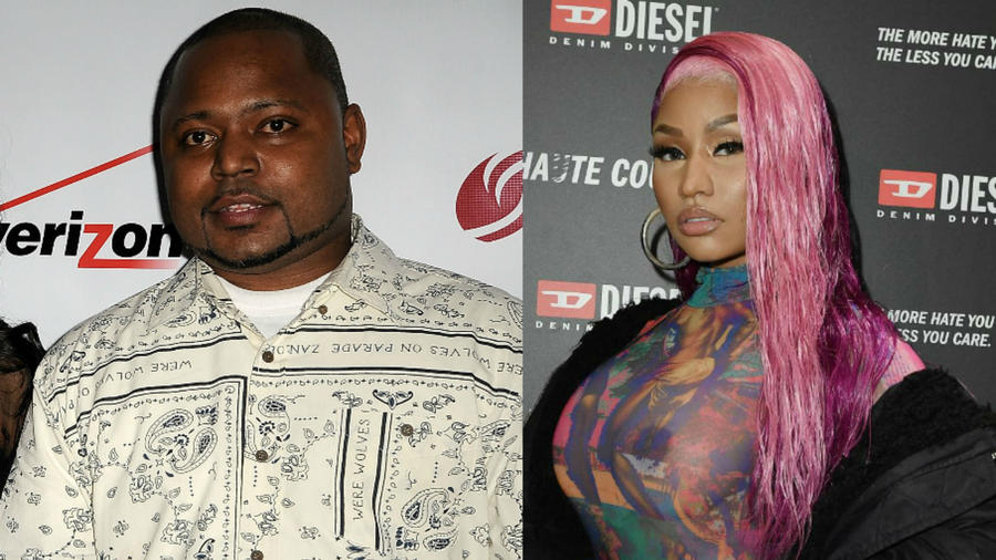 Nicki Minaj's Brother Sentenced to 25 Years in Prison