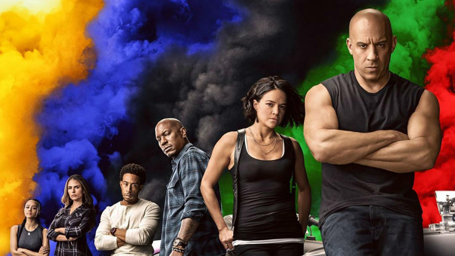 """Póster de """"Fast and Furious 9"""""""