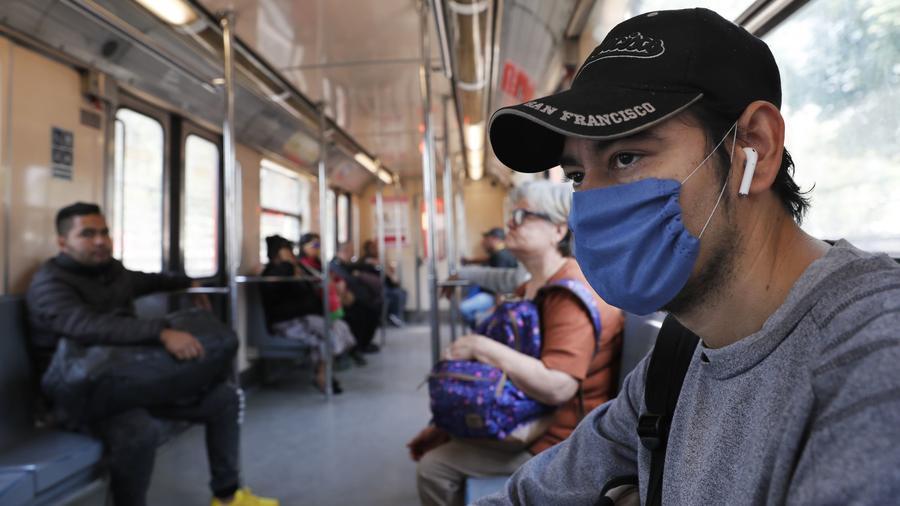 Llegada del coronavirus a Ciudad de México