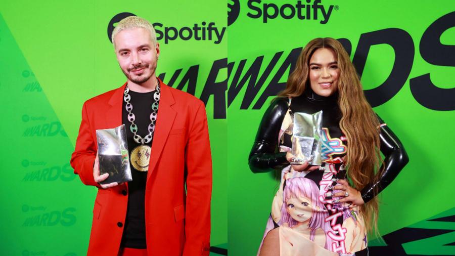 Spotify Awards 2020: J Balvin y otros artistas revelan cuál de todas sus canciones es su favorita