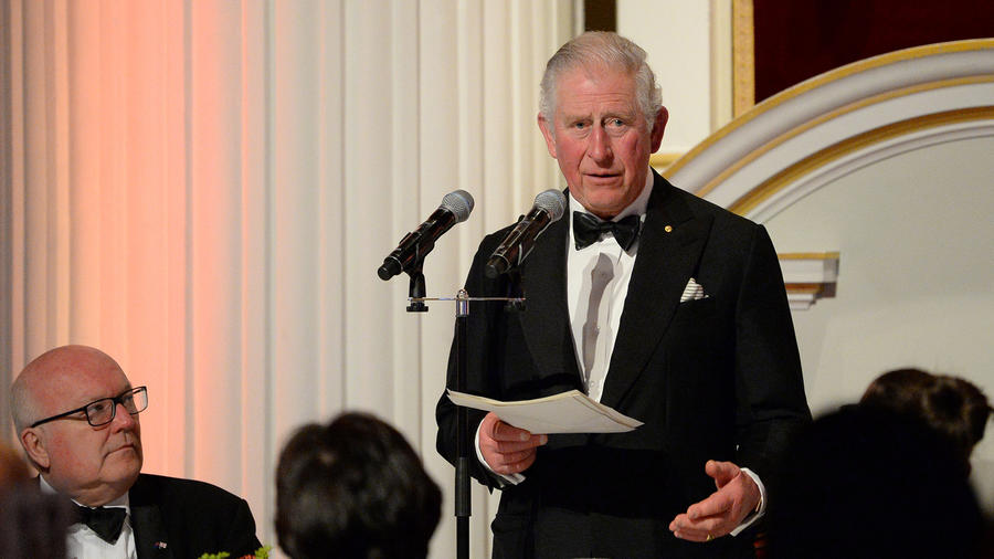 The Prince Of Wales Tests Positive for Coronavirus