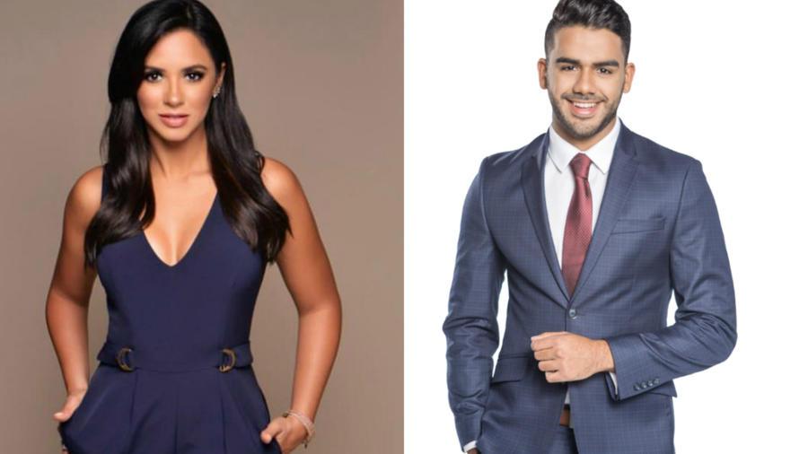 """Ana Jurka y Carlos Adyan juntos """"En Casa con Telemundo"""""""