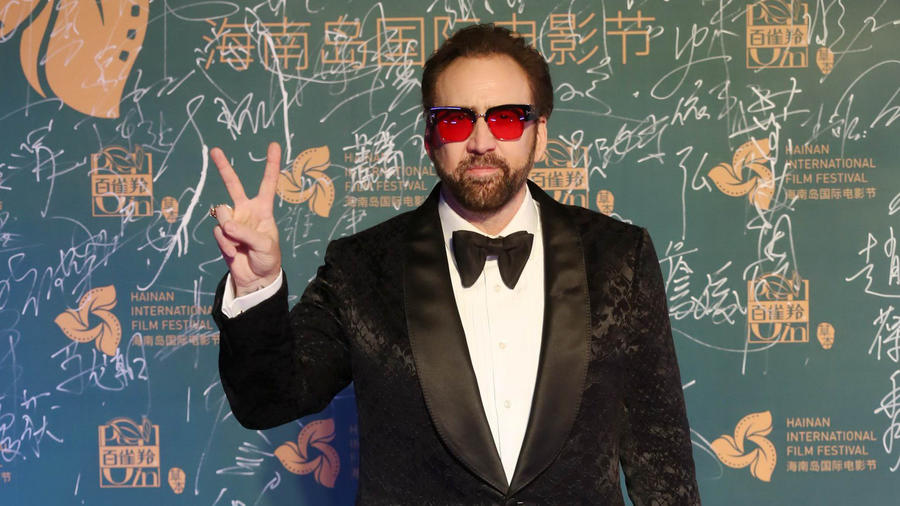 Nicolas Cage to Star as Joe Exotic in 'Tiger King'