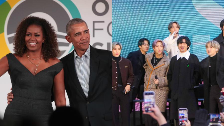 Dear Class of 2020: Los Obama, BTS y otros artistas participarán en una graduación virtual