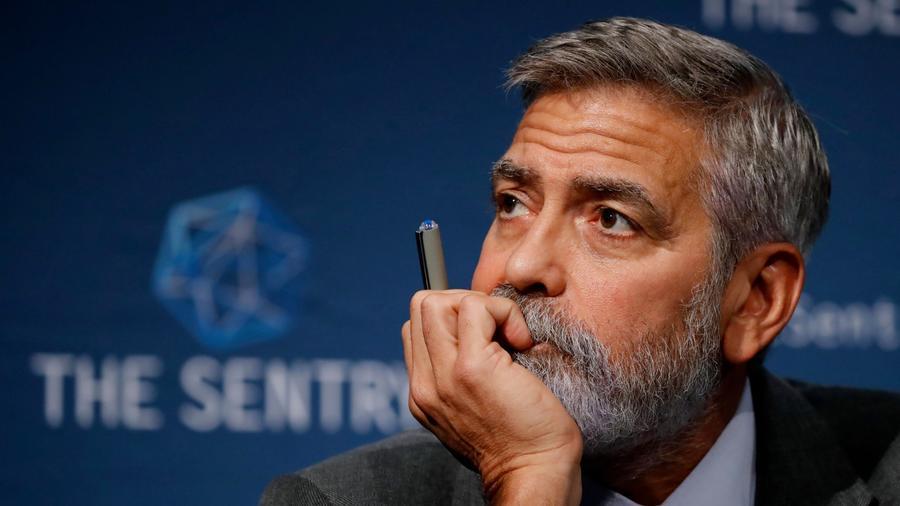 George Clooney es protagonista en las redes por un artículo contra el racismo