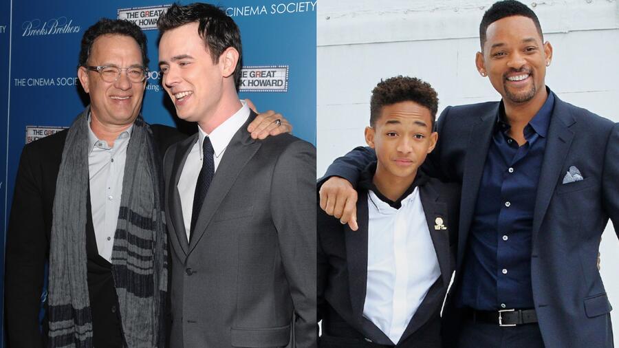 Tom Hanks, Will Smith