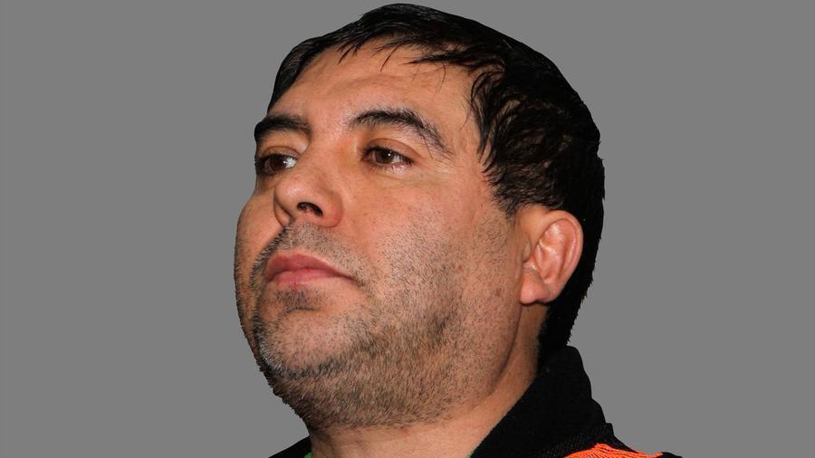Felipe Cabrera Sarabia, presunto capo del cártel de Sinaloa