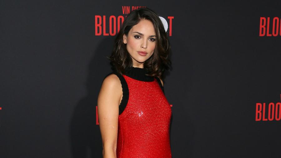 "Eiza González, estreno de ""Bloodshot"""