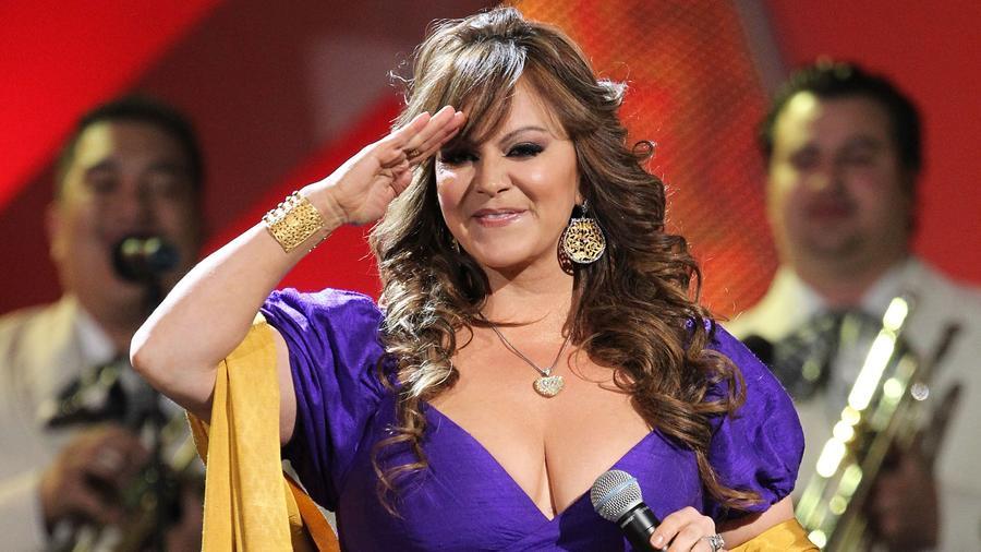 Jenni Rivera Latin Grammys 2010