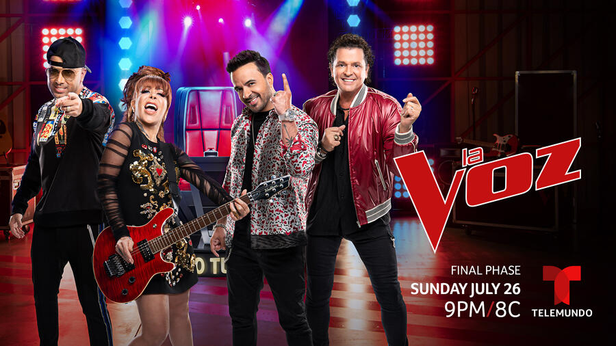 'La Voz' (The Voice) Announces Return for Final Rounds