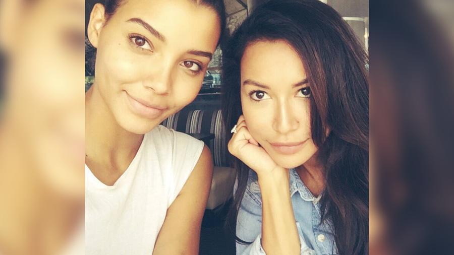 Naya Rivera y su hermana