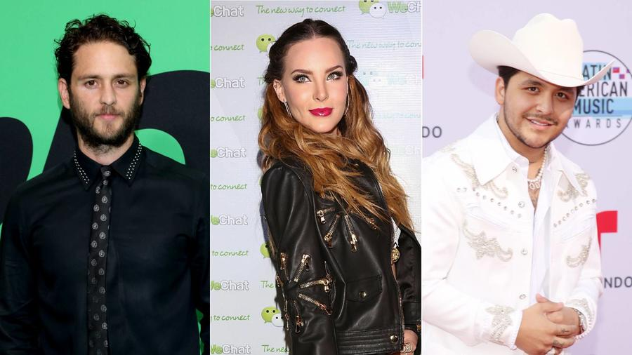 Christopher Uckerman, Belinda, Christian Nodal