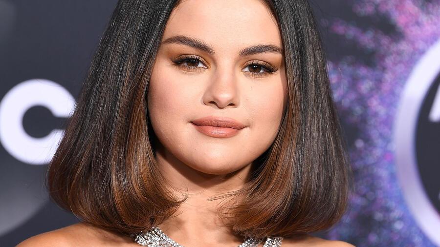 Selenañ Gomez AMAS 2019