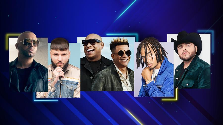 Los artistas confirmados a Premios Billboard