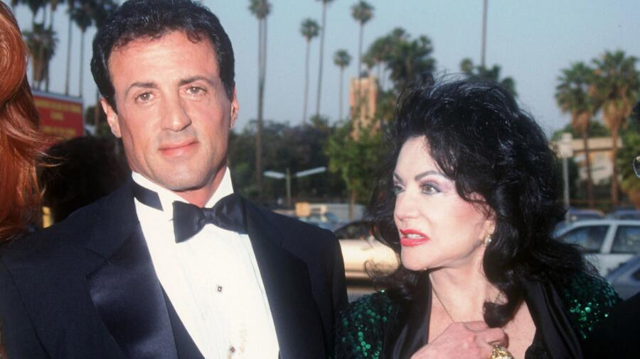 Sylvester Stallone, Jackie Stallone