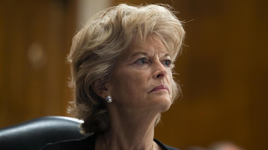 La senadora republicana por Alaska Lisa Murkowski.