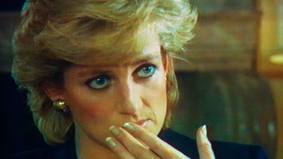La princesa Diana BBC 1995