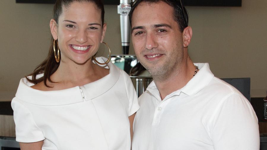 Natalia Jiménez, Daniel Trueba