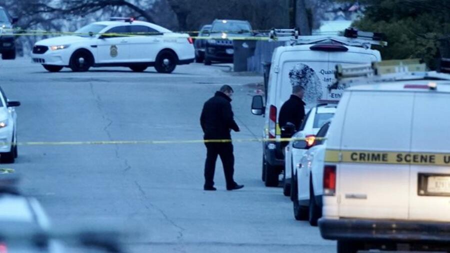 La policía investiga el homicidio de cinco personas en un hogar en el noreste de Indianapolis