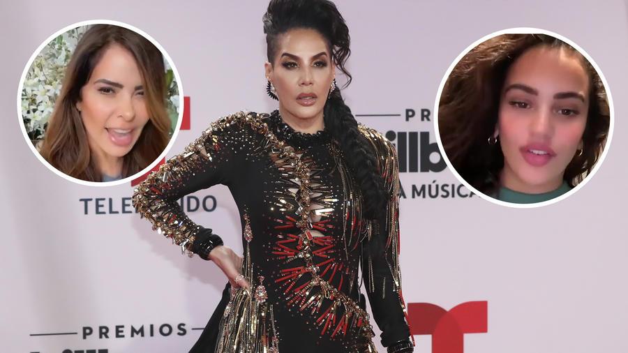 Gloria Trevi, Ivy Queen y Rosalía