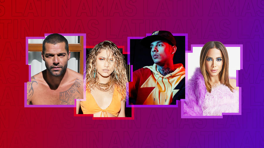 Anitta, Juanes, Ricky Martin y más cantarán en los Latin American Music Awards