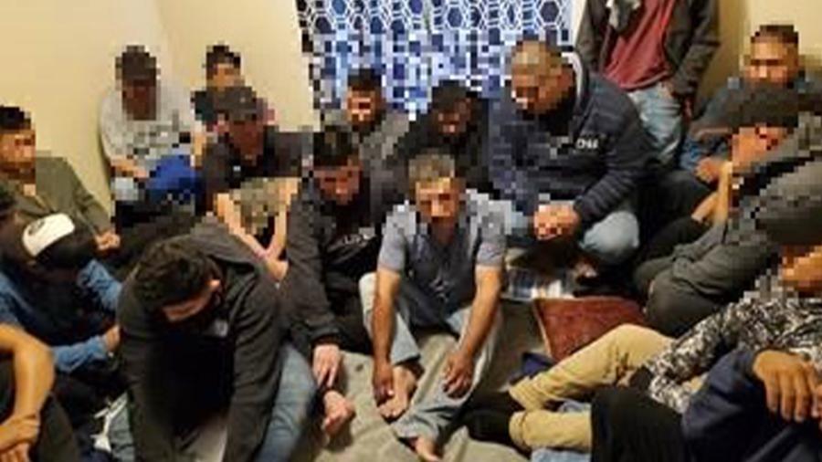 Patrulla Fronteriza detiene a decenas de inmigrantes en Texas