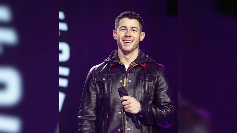 Nick Jonas, SHEIN Together Fest 2021