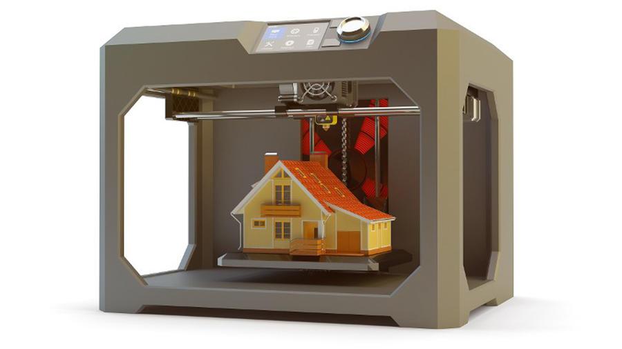Casas impresas en 3D
