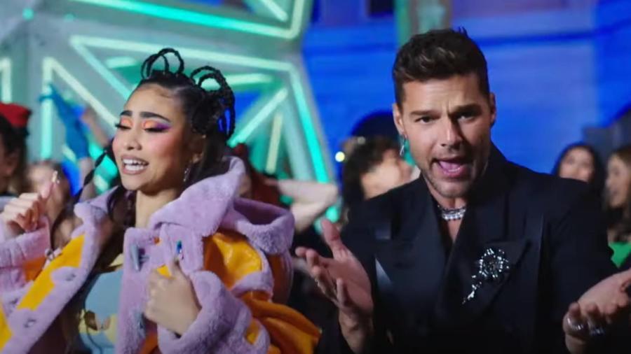 Ricky Martin, Paloma Mami