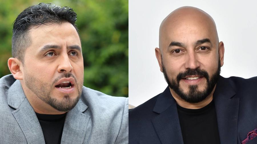 Juan Rivera y Lupillo Rivera