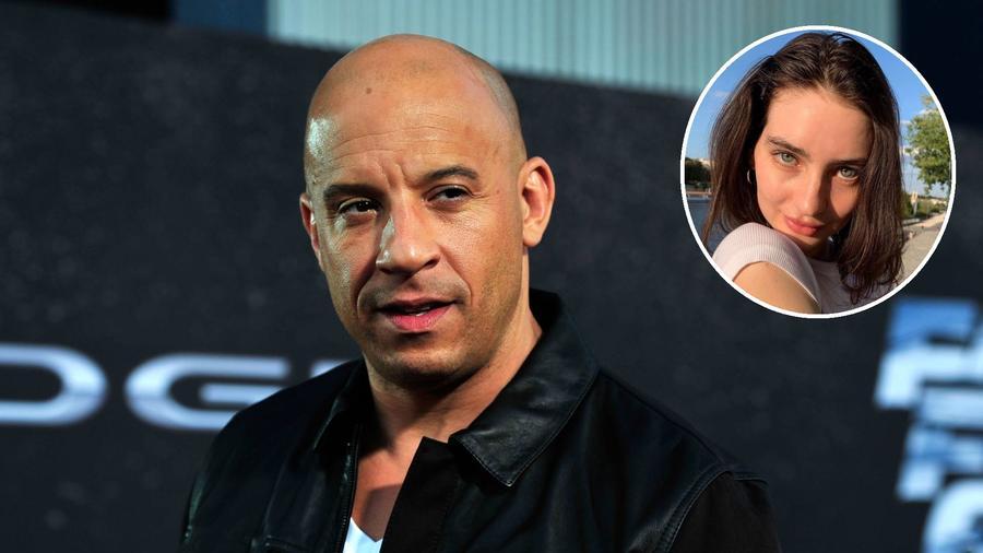 Vin Diesel y Meadow Walker