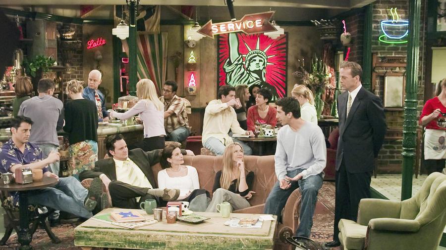 Elenco de 'Friends', James Michael Tyler, personaje Gunther.
