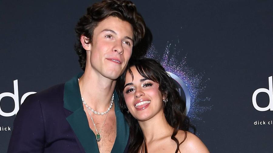 Shawn Mendes y Camila Cabello Los Angeles 2019