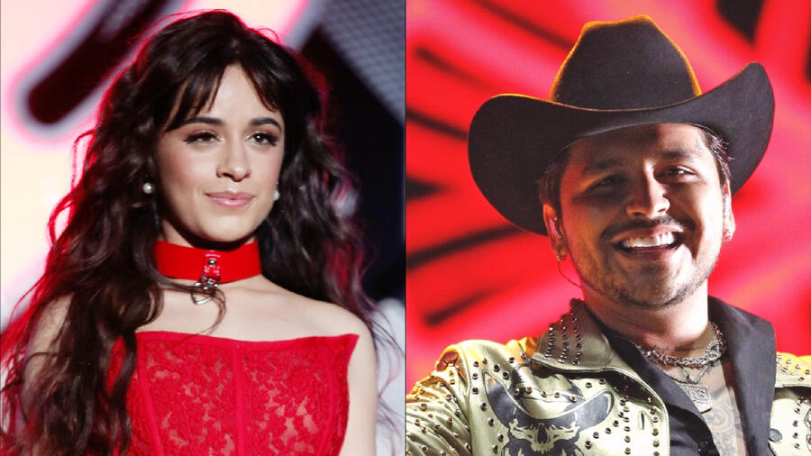 Camila Cabello y Christian Nodal
