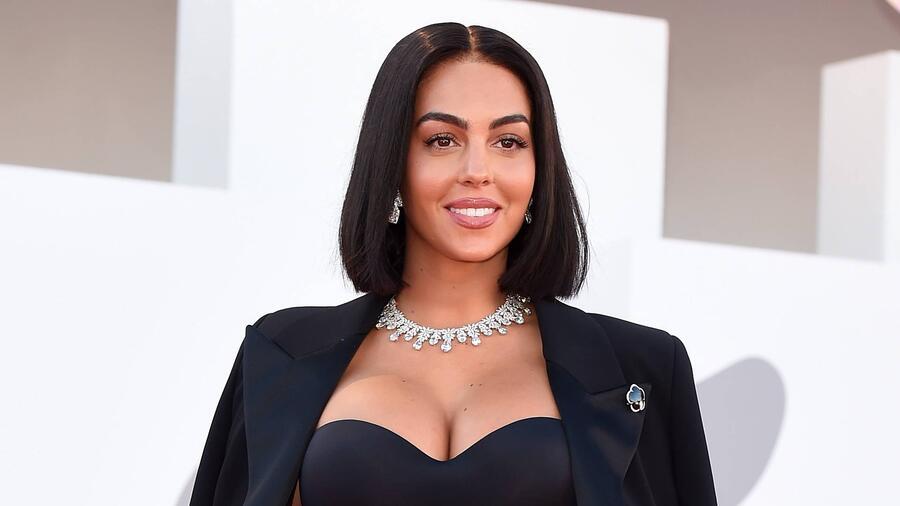 Georgina Rodriguez Venecia 2021