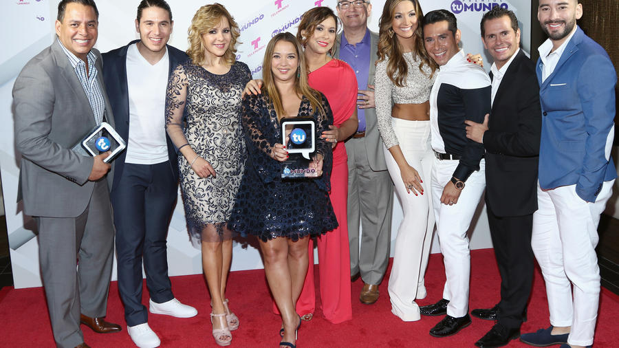 """Telemundo's """"Premios Tu Mundo"""" Awards 2015 - Backstage"""