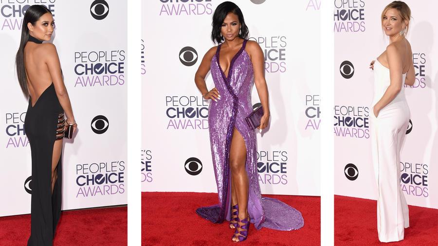 Los mejores looks de los People's Choice Awards 2016