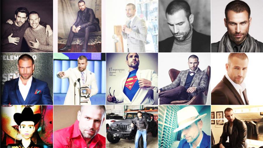 Rafael Amaya, fotos, instagram, El Señor de los Cielos Nueva Temporada