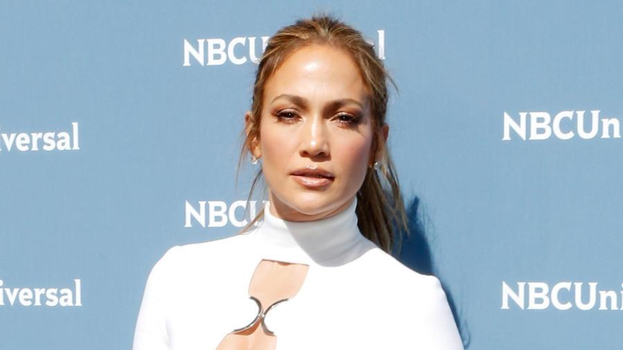 Jennifer Lopez Upfont NBC Universal 2016