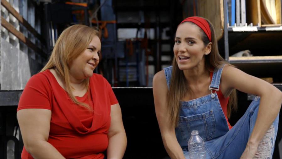Andrea Minski episodio 7 Salva Mi Casa Segunda Temporada 2016