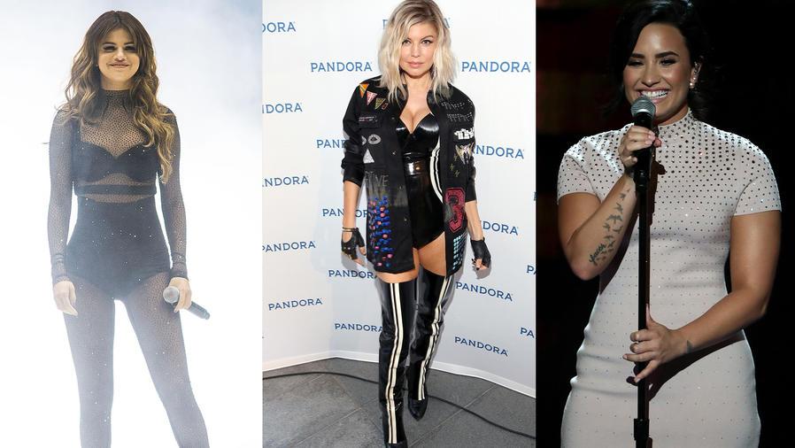 Selena Gomez, Fergie y Demi Lovato orgullosas de ser latinas