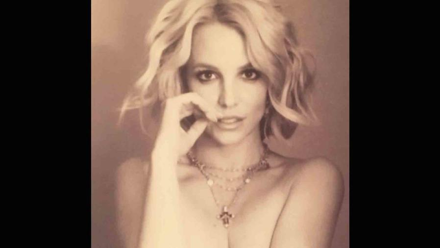 Britney Spears en topless