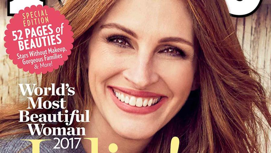Julia Roberts en la portada de People Magazine