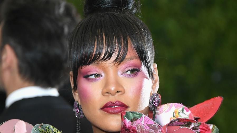 Rihanna en el MET Gala 2017